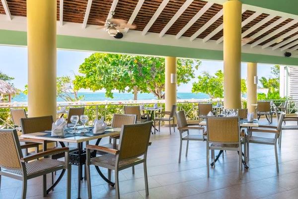 Restaurants & Bars - Iberostar Rose Hall Suites - All Inclusive - Montego Bay, Jamaica