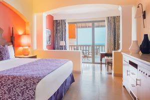 Ocean View Junior Suite - Iberostar Rose Hall Suites - All Inclusive - Montego Bay, Jamaica